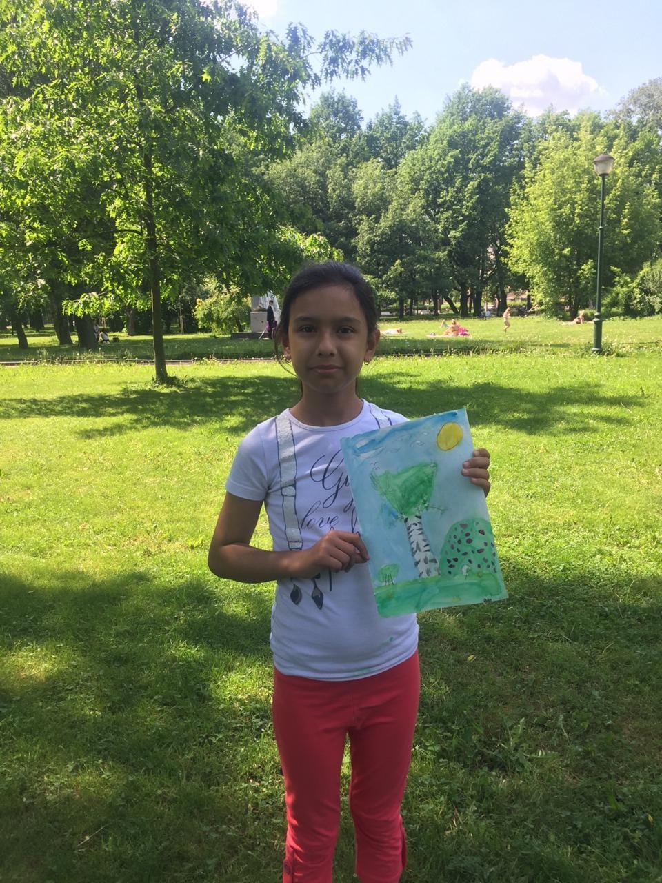Дети-беженцы в Санкт-Петербурге