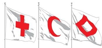 Флаги Красного Креста